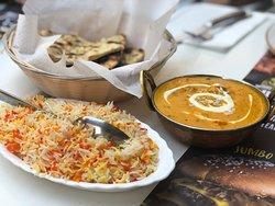 Sehr leckeres indisches Essen!