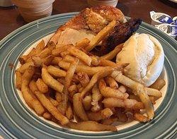 My fave - Quarter Chicken White!!!