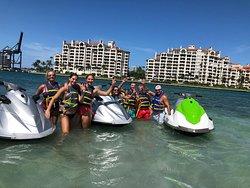 迈阿密之旅&水上大冒险