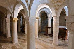 La cripta della chiesa