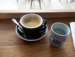 long black coffee