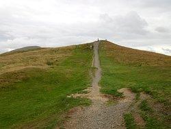 Walk to Lattrig Summit