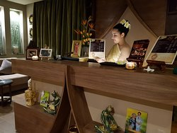 Mor Thai-Spa Traditionnel Thailandais