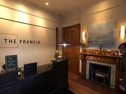 Excellent visit at The Francis
