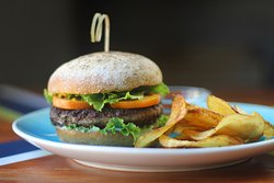 LocProv's Classic Beef Burger