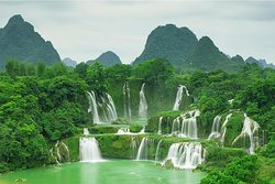 Ban Gioc waterfall - Cao Bang