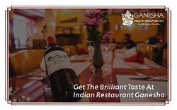 Get the brilliant taste at Ganesha Indian Restaurant Amsterdam.