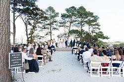 Ceremony at Bayside