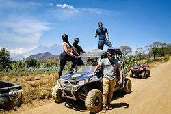 Antigua Rides
