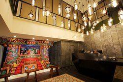 首座以掌中戲為主題的設計旅店