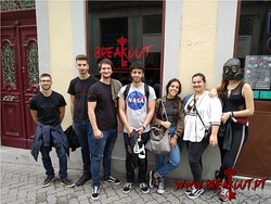Breakout Porto Escape Game