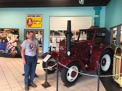Antique tractor heaven