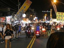 Donggang Night Market