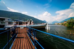 Reach Lake Lugano within a few minutes, by using our private cable car. Located 1km from the hotel and reachable with a walk through the woods or by car, the cable car takes just 4 minutes to reach the village of Serpiano Brusino Arsizio. There are two cabins with a capacity of 10 people each, or 3 people with their bicycles.  The lower station is located a few steps from the lake and our own private jetty,which you can use to take boat trips across and around Lake Lugano.