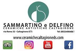 Sammartino e Delfino - Ceramiche Artistiche Caltagirone