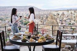 Seten restaurant terrace