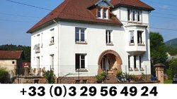 La Villa Olianna vous accueille toute l'année à Provenchères-sur-Faves. Réservation au +33 (0)3 29 56 49 24