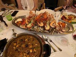 Restaurante Botafumeiro en Barcelona
