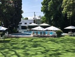 Oasis in Cuernavaca