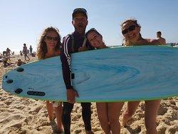 Excellente école de surf
