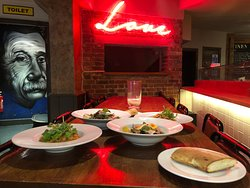 Catering for parties of all sizes at Bar Italia