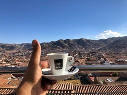 Très belle vue sur cuzco