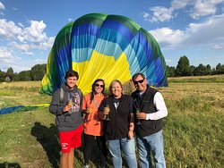 Endeavor Ballooning Private Balloon Flights