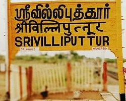 Huge Gopuram