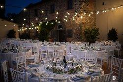 Cena di matrimonio in Terrazza