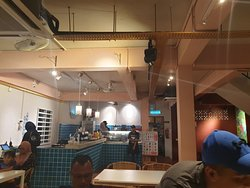 Great food with great cozy environment