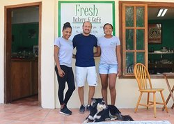 Fresh Bakery & Cafe