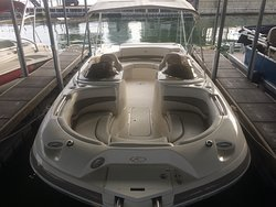 Come enjoy beautiful Lake Travis!!!  10 person ski boat