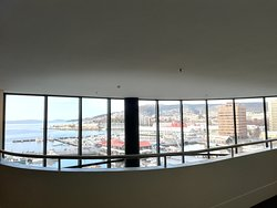Panoramic view from lift area on 4th floor!