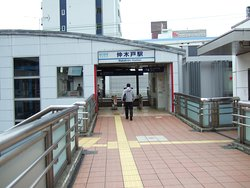 東神奈川から仲木戸まで段差なしです