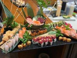 Kabuki Sushi e Noodles