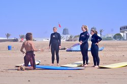 Swell Surf Morocco
