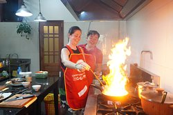 Red Dragon Cooking Classes