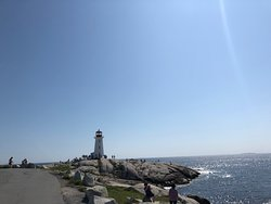 Nice Shop with Peggy's  Cove