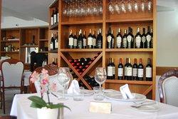Gran selección de vinos