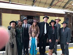 Murder Mystery on the Orient Express - a memory I will never forget!