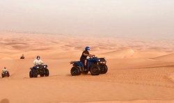 Sunset Quad Bike, Camel Caravan, BBQ Dinner & Oriental shows