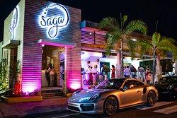 Saga Restaurant & Cigar Club