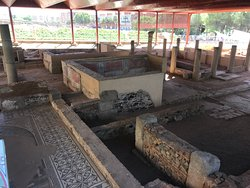 La casa del Mitreo