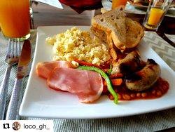 Brunch - All day breakfast