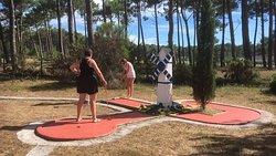 Mini-golf des pins
