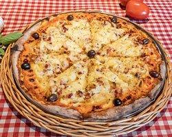 Uma seleção das melhores Pizzas Artesanais...