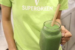 'The SuperGreen' Smoothie