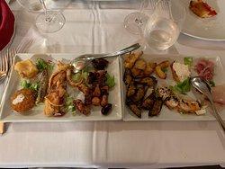 魚介料理が美味しいリストランテ