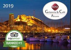 Ross Gelateria Artesanal & Cafe Alicante