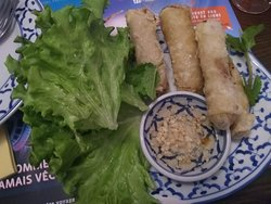 Très bon plats thaï